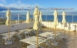 Terrace Hotel Coral Ocean View