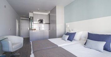 Junior suite pool-sea view 2 adults Coral Ocean View Hotel