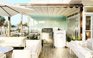 Restaurant Hotel Coral Ocean View