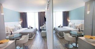 Suite standard garden view Coral Ocean View Hotel