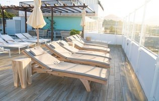 Terrace Coral Ocean View Hotel